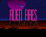 Alien Fires 2199 A.D.